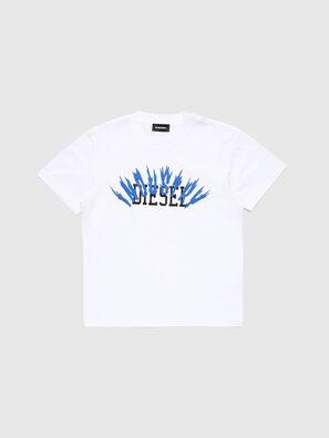 TDIEGOA10, Blanc - T-shirts et Hauts