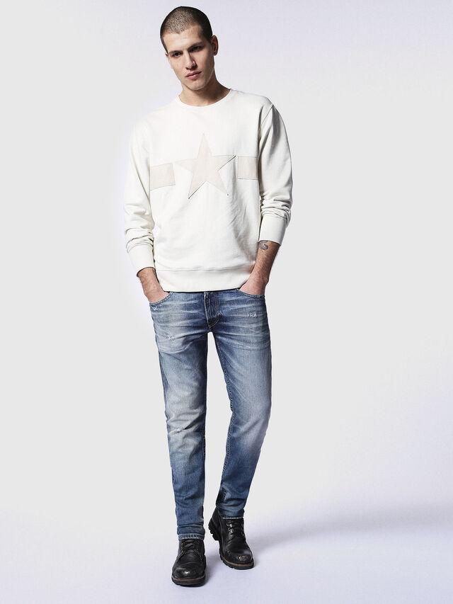 Diesel Thommer 084DD, Bleu moyen - Jeans - Image 5