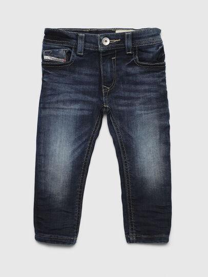 Diesel - SLEENKER-B-N, Bleu moyen - Jeans - Image 1