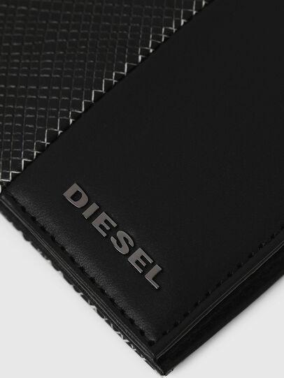 Diesel - HIRESH S, Noir/Blanc - Petits Portefeuilles - Image 4