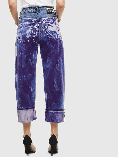 Diesel - D-Reggy 069NW, Bleu moyen - Jeans - Image 2
