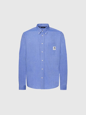 S-JAMES, Bleu - Chemises
