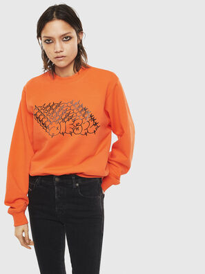F-ANG-S2, Orange - Pull Cotton