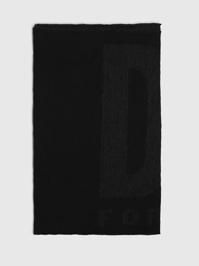 Diesel - SDIELY, Noir - Écharpes - Image 2
