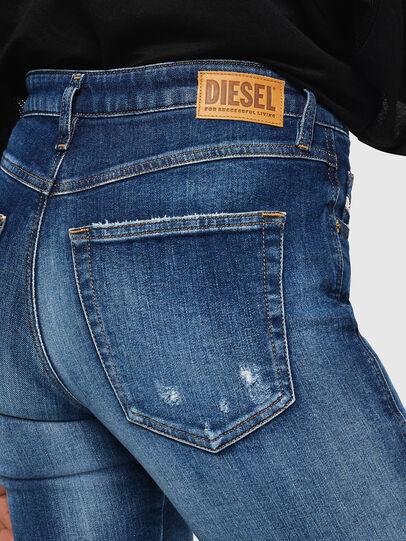Diesel - Babhila 069FY, Bleu moyen - Jeans - Image 5
