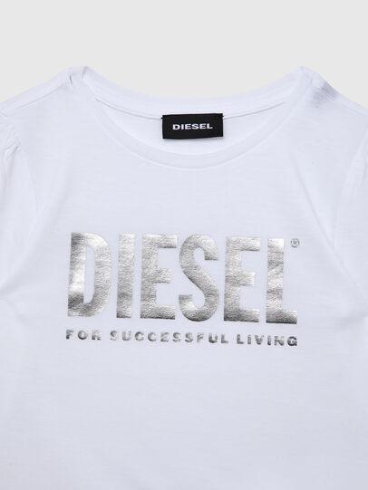 Diesel - TRASSYB-R, Blanc - T-shirts et Hauts - Image 3