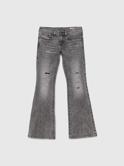 Diesel - LOWLEEH-J-N, Noir/Gris foncé - Jeans - Image 1