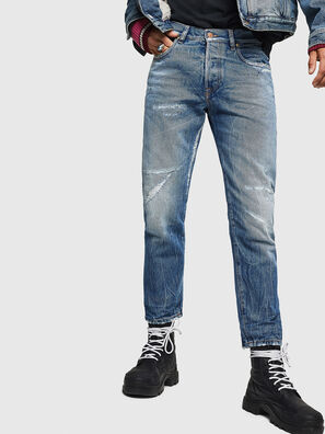 Mharky 0078B, Bleu Clair - Jeans