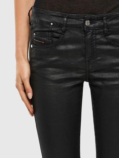 Diesel - D-Ollies JoggJeans® 069QJ, Noir/Gris foncé - Jeans - Image 4