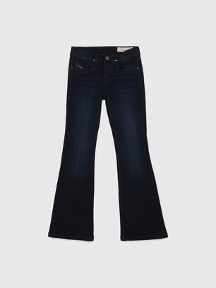 LOWLEEH-J-N, Bleu Foncé - Jeans