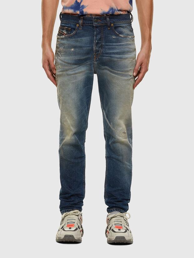 D-Vider 009FR, Bleu moyen - Jeans