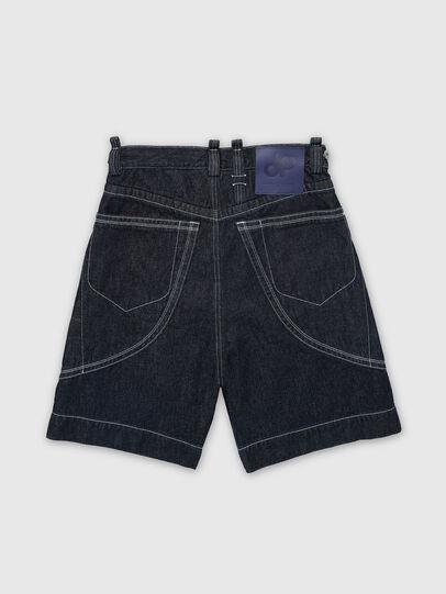 Diesel - PR-PT01A, Bleu Foncé - Shorts - Image 2