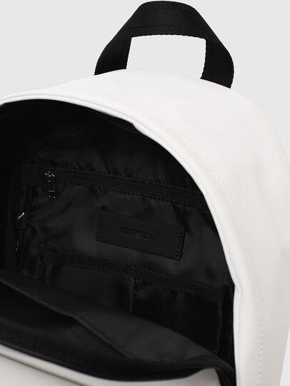 Diesel - F-BOLD BACK FL II, Blanc - Sacs à dos - Image 4
