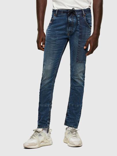 Diesel - Krooley JoggJeans® 069TX, Bleu moyen - Jeans - Image 1