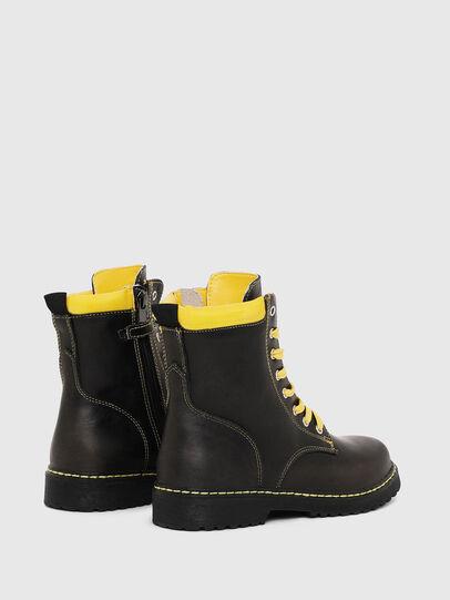 Diesel - HB LACE UP 04 YO, Noir - Footwear - Image 3