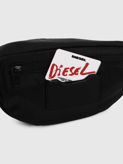 Diesel - NELUMBO, Noir - Sacs ceinture - Image 7