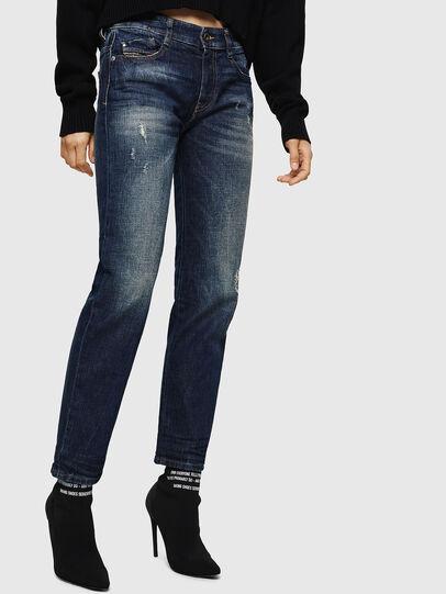 Diesel - D-Rifty 089AL, Bleu Foncé - Jeans - Image 6