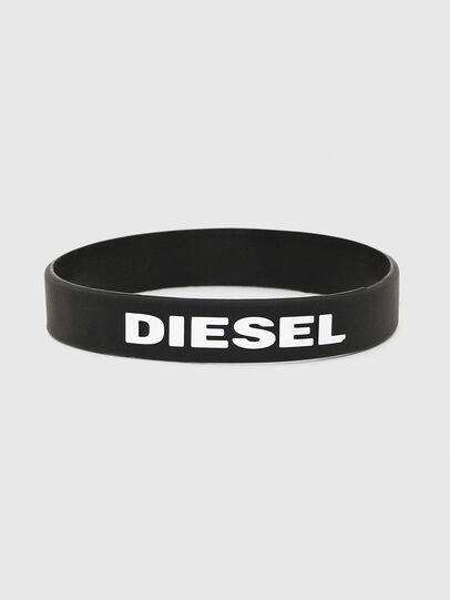 Diesel - A-TEXT, Noir - Bijoux et Gadgets - Image 1