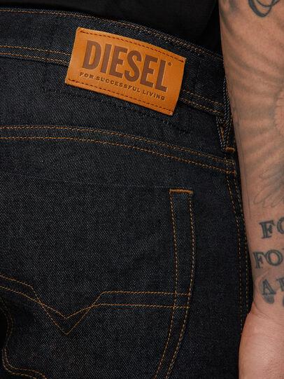 Diesel - Zatiny 009HF, Bleu Foncé - Jeans - Image 4