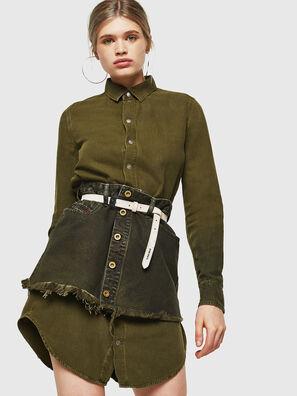 DE-DESY-Z, Vert Militaire - Robes