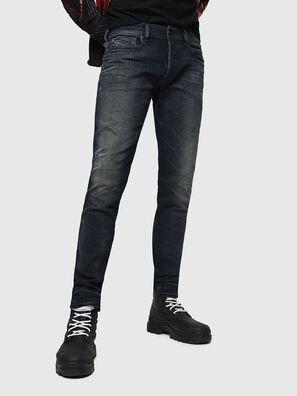 Sleenker 0870J, Noir/Gris foncé - Jeans