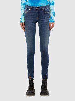 D-Jevel 009JK, Bleu moyen - Jeans