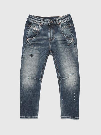 Diesel - FAYZA-J-N, Bleu moyen - Jeans - Image 1