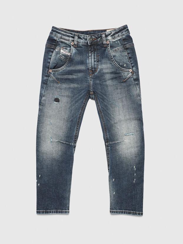 FAYZA-J-N, Bleu moyen - Jeans