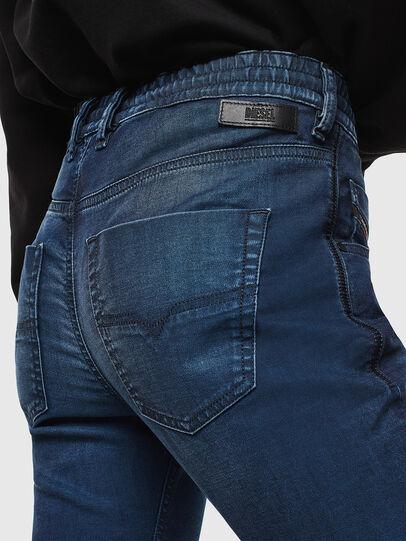 Diesel - Krailey JoggJeans 069KM, Bleu Foncé - Jeans - Image 4