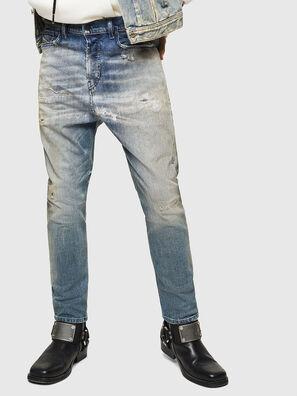 D-Vider 084AQ, Bleu Clair - Jeans