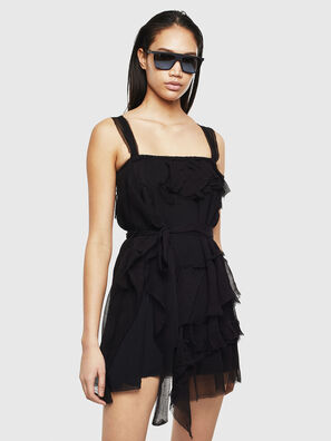 D-GIULY, Noir - Robes