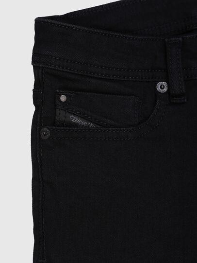 Diesel - SLEENKER-J-N, Jean Noir - Jeans - Image 3