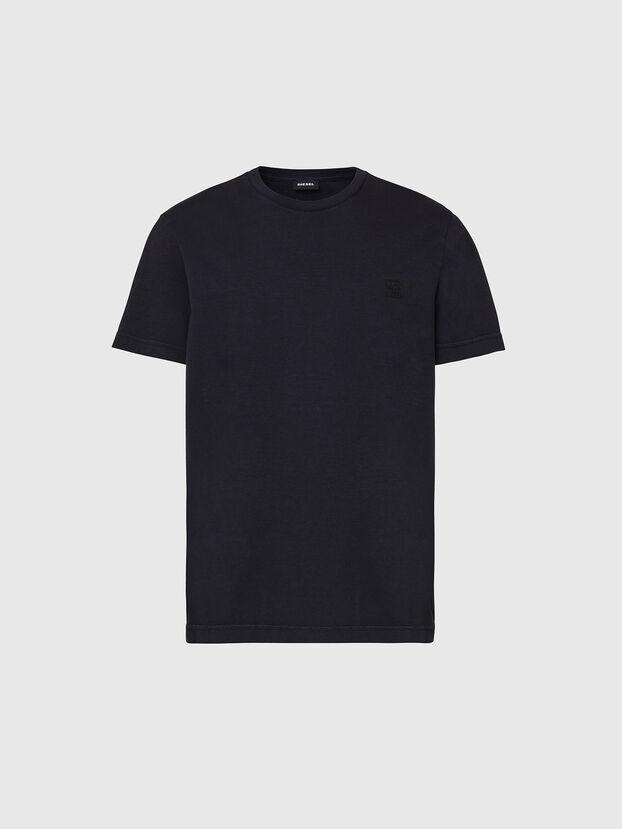 T-DIEGOS-K31, Noir - T-Shirts
