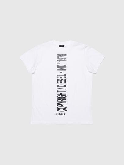 Diesel - TILCOPY, Blanc - T-shirts et Hauts - Image 1