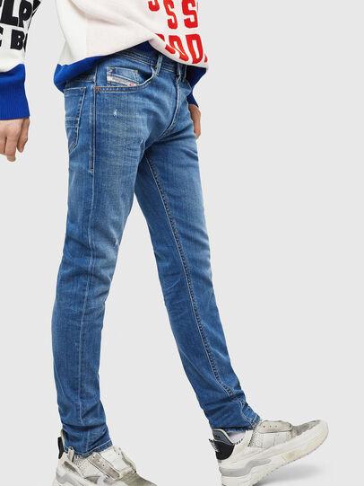 Diesel - Thommer 083AX, Bleu Clair - Jeans - Image 5