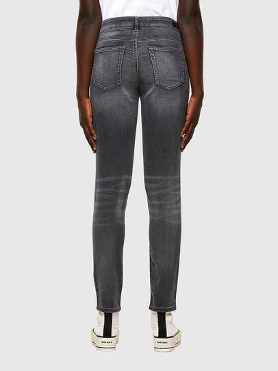 Diesel - D-Ollies JoggJeans® 069QA, Noir/Gris foncé - Jeans - Image 2