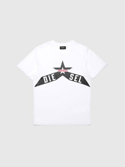 Diesel - TDIEGOA7, Blanc - T-shirts et Hauts - Image 1