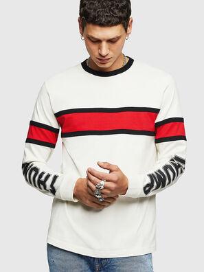 T-BERG, Blanc - T-Shirts