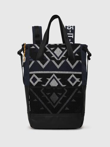 Sac Shopper convertible avec motif Navajo