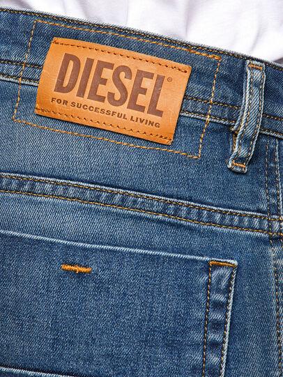 Diesel - Thommer 009EI, Bleu moyen - Jeans - Image 4