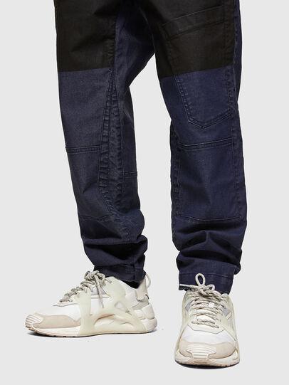 Diesel - D-Azerr JoggJeans® 0DDAY, Bleu Foncé - Jeans - Image 5