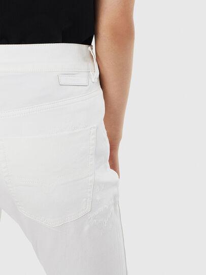 Diesel - Krailey JoggJeans 069DS, Blanc - Jeans - Image 4