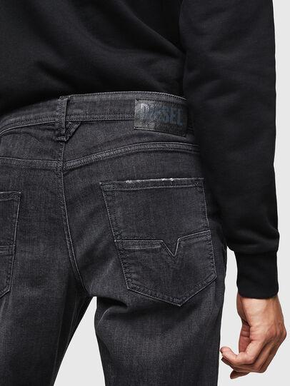 Diesel - Larkee-Beex 082AS, Noir/Gris foncé - Jeans - Image 4