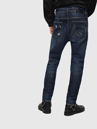 Diesel - D-Eetar 0890W, Bleu Foncé - Jeans - Image 2