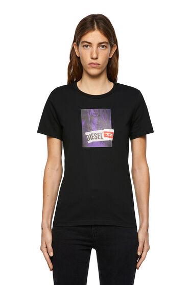 T-shirt avec impression photo numérique