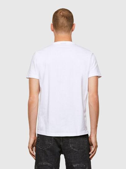 Diesel - T-DIEGOS-A3, Blanc - T-Shirts - Image 2