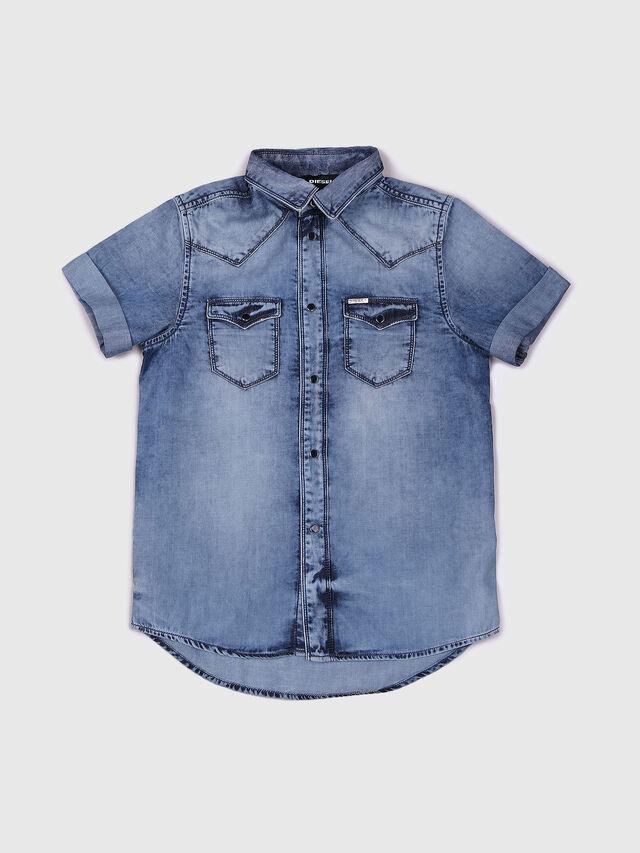 Diesel - CIRIX, Bleu Clair - Chemises - Image 1