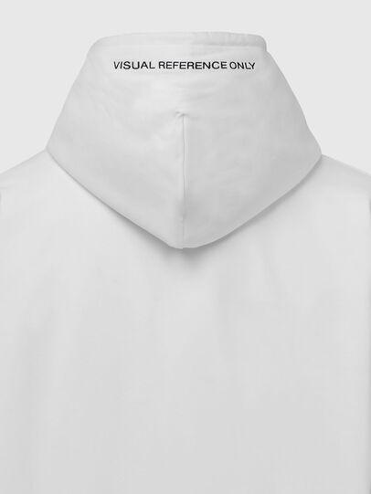 Diesel - S-ALBY-X6, Blanc - Pull Cotton - Image 5