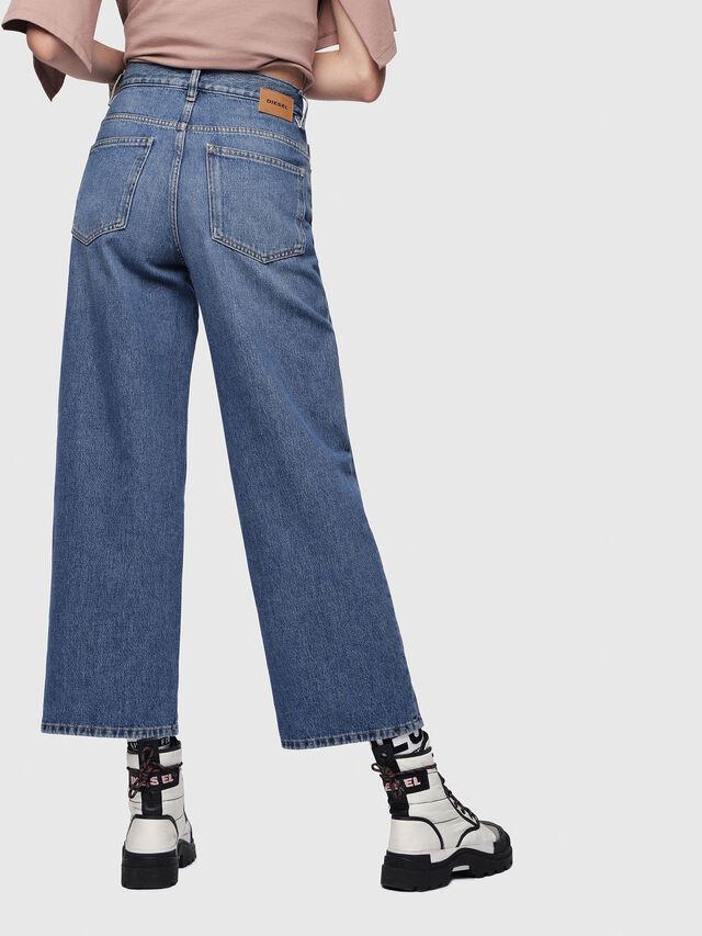 Diesel - Widee 080AN, Bleu moyen - Jeans - Image 2