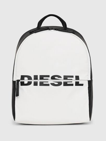 Diesel - BOLD BACKPACK, Blanc/Noir - Sacs - Image 1